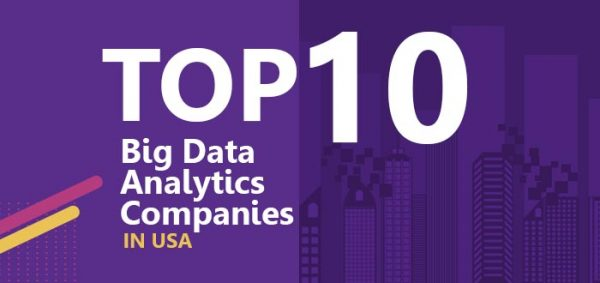 Top 10 Big Data Analytics Companies in the USA