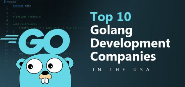 Top 10 GoLang Development Companies in the USA
