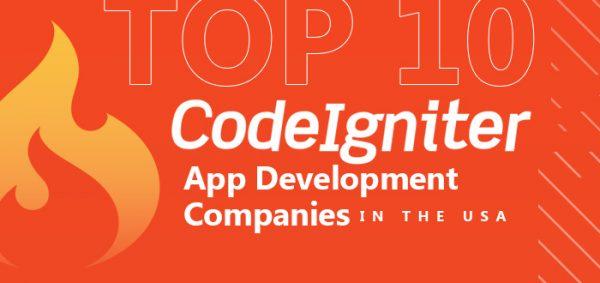 Top 10 CodeIgniter Development Service Providers in the USA