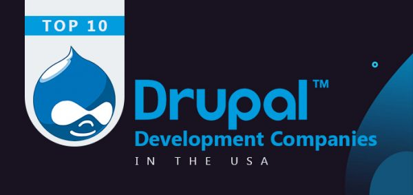 Top 10 Drupal Development Companies in the USA