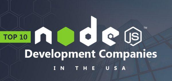 Top 10 NodeJS Development Companies in the USA