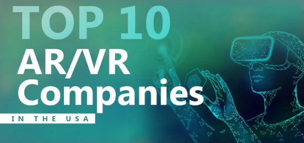 Top 10 AR/VR Companies in the USA