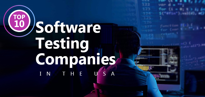 Top 10 Software Testing Companies in the USA-A3logics