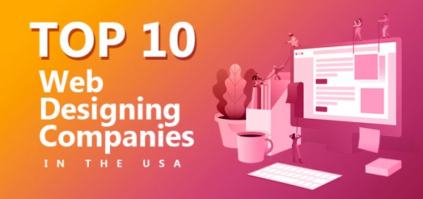 Top 10 Web Design Companies in the USA