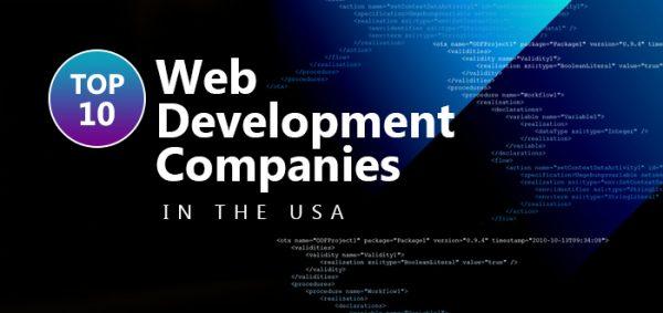 Top 10 Web Development Companies in the USA