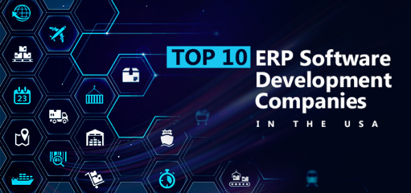 Top 10 ERP Software Development Companies in the USA