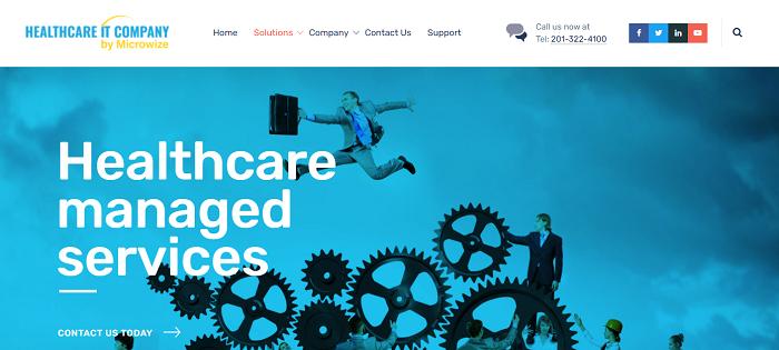 Healthcare IT Company-Toporgs
