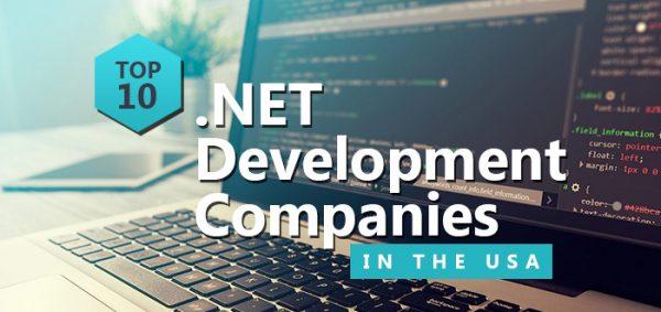 Top 10 .NET Development Companies in the USA